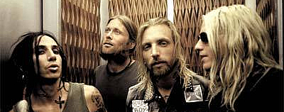 Backyard Babies