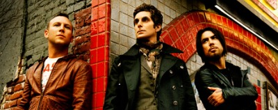 Jane's Addiction CD/DVD - LIVE IN NYC giveaway