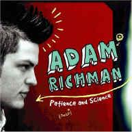 Adam Richman - Patience & Silence