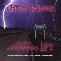 Chris Poland - Return To Metalopolis/Live