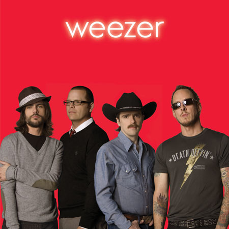 Weezer - The Red Album