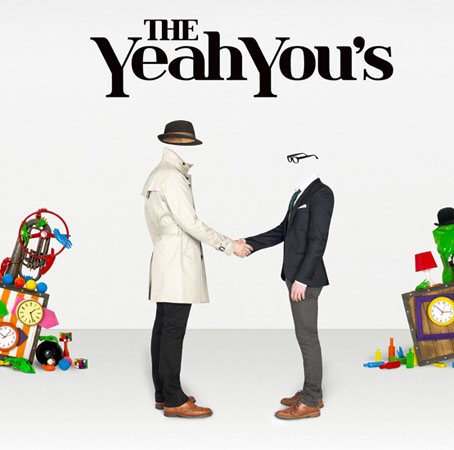 The Yeah Yous - Looking Through You 