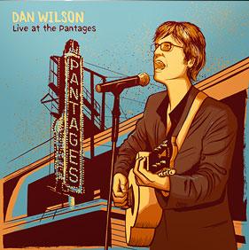 Dan Wilson - Live at the Pantages