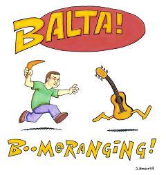 Balta - Boomeranging