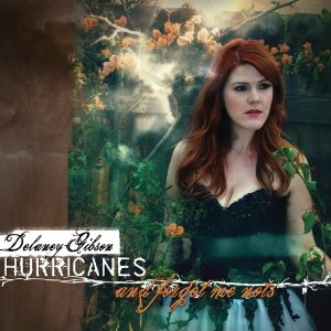 Delaney Gibson - Hurricanes and forget me nots