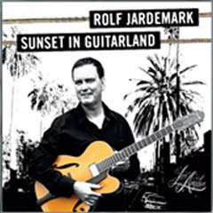 Rolf Jardemark - Sunset In Guitarland