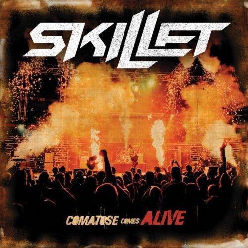 Skillet - Comatose Comes Alive affiche