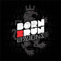 7Lions - Born 2 Run - EP