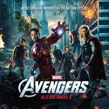 Soundtrack - The Avengers