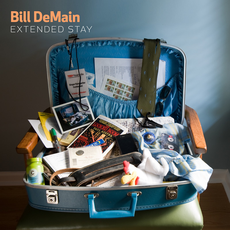 Bill DeMain - Extended Stay