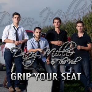 Darry Miller and The Veil - Get Your Seat