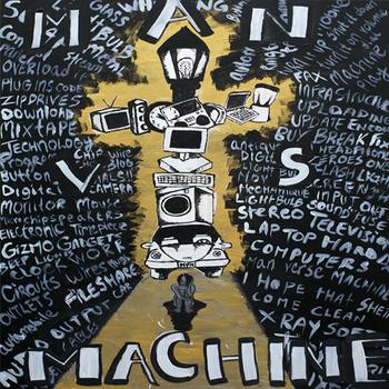 Vinnie Ferra - Man Vs Machine