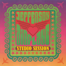 Jefferson Airplane - Studio Session