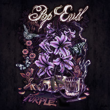 Pop Evil - Purple - Single