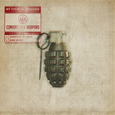 My Chemical Romance - Number Five - Single
