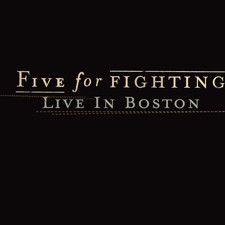 Five for Fighting - Five For Fighting - Live in Boston (Live Nation Studios)