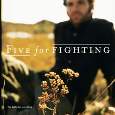 Five for Fighting - 2 + 2 Makes 5 - EP
