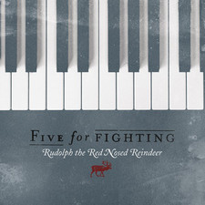 Five for Fighting - Rudolph the Red-Nosed Reindeer - Single
