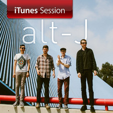 Alt-J - iTunes Session
