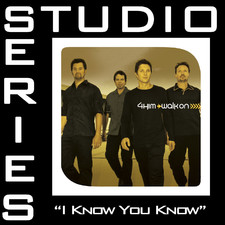 4Him - I Know You Now (Studio Series Performance Track) - EP