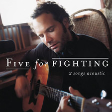 Five for Fighting - If God Made You (Acoustic Version) - Single
