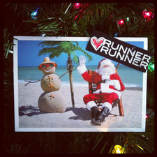 Runner Runner - Christmas In California (You're My Holiday) - Single
