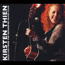Kirsten Thien - Solo Live from the Meisenfrei Blues Club