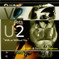 U2 - V2 vs. U2 (Remixes) - Single