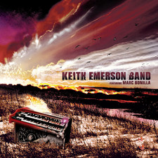 Keith Emerson Band - Keith Emerson Band (feat. Marc Bonilla)