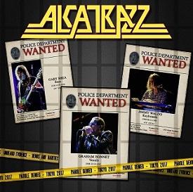 Alcatrazz - Parole Denied - Tokyo 2017