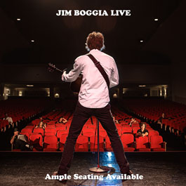 Jim Boggia - Ample Seating Available