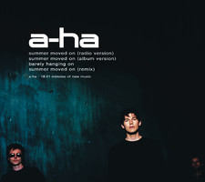 a-ha - Summer Moved On - EP