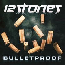 12 Stones - Bulletproof - Single