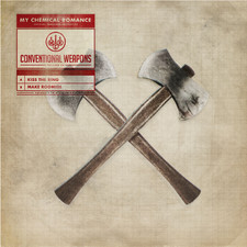 My Chemical Romance - Number Four - Single
