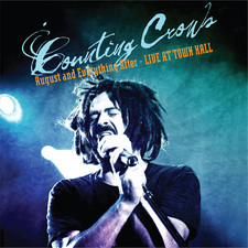 Counting Crows - August and Everything After - Live at Town Hall - Single
