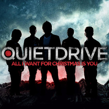 Quietdrive - All I Want for Christmas Is You - Single