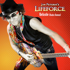 Jim Peterik's Lifeforce - Vehicle