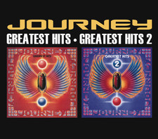 Journey - Journey - Greatest Hits 1 & 2