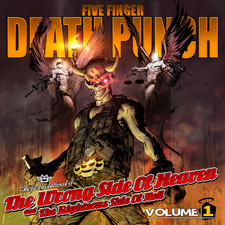 Five Finger Death Punch - The Wrong Side of Heaven and the Righteous Side of Hell (Volume 1/Deluxe Edition)