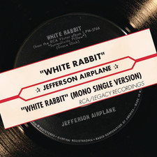 Jefferson Airplane - White Rabbit [Digital 45] - Single