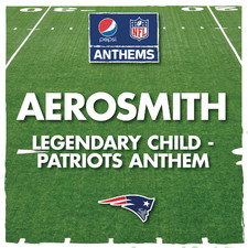 Aerosmith - Legendary Child - Patriots Anthem - Single