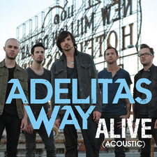 Adelitas Way - Alive (Acoustic) - Single