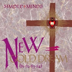 Simple Minds - New Gold Dream (81-82-83-84)