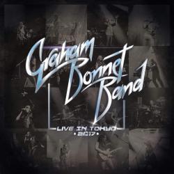 Graham Bonnet Band - Live in Tokyo 2017 (DVD)