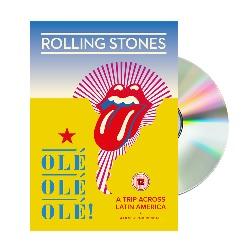 Rolling Stones - Ole Ole Ole - A trip across Latin America