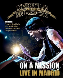 Michael Schenker - Temple of Rock: On a Mission - Live in Madrid