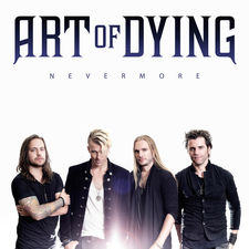 Art of Dying - Nevermore - EP