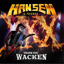 Kai Hansen - Thank You Wacken (Live)