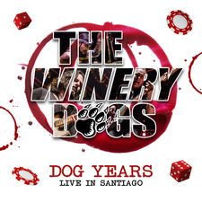 The Winery Dogs - Dog Years - Live In Santiago