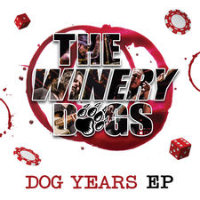 The Winery Dogs - Dog Years - EP